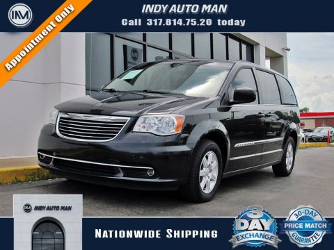 Used 2012 Chrysler Town & Country Touring FWD 4D Passenger Van