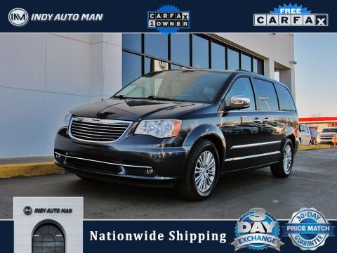 Pre-Owned 2014 Chrysler Town & Country Touring-L FWD 4D Passenger Van