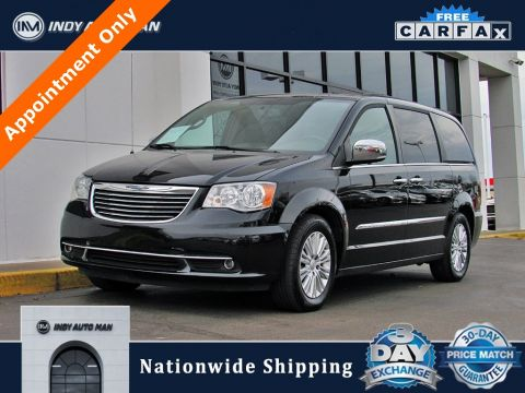 Pre-Owned 2014 Chrysler Town & Country Touring-L With Navigation