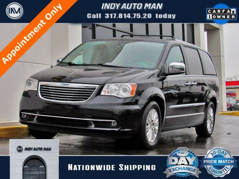 Pre-Owned 2013 Chrysler Town & Country Limited With Navigation