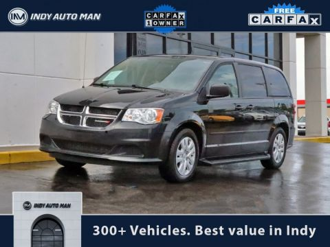 Pre-Owned 2015 Dodge Grand Caravan SE