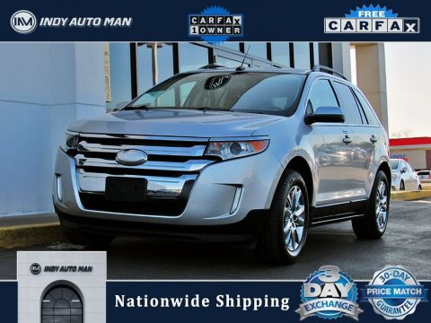 Pre-Owned 2012 Ford Edge Limited With Navigation