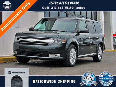 Pre-Owned 2015 Ford Flex SEL FWD 4D Sport Utility