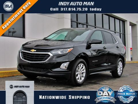 Pre-Owned 2018 Chevrolet Equinox LT With Navigation