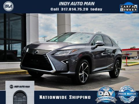 2017 Lexus RX 450h With Navigation & AWD in Indianapolis, IN