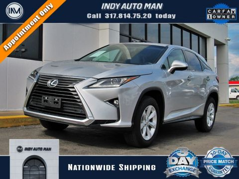 Pre-Owned 2016 Lexus RX 350 With Navigation