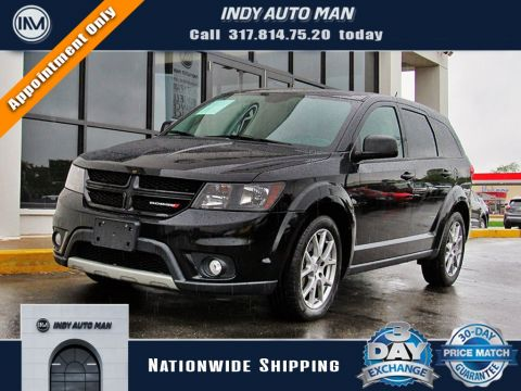 Pre-Owned 2014 Dodge Journey R/T With Navigation