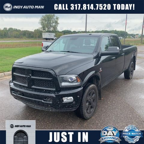 Pre-Owned 2014 Ram 3500 Laramie With Navigation & 4WD