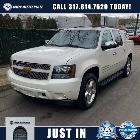 Pre-Owned 2012 Chevrolet Avalanche 1500 LTZ With Navigation & 4WD
