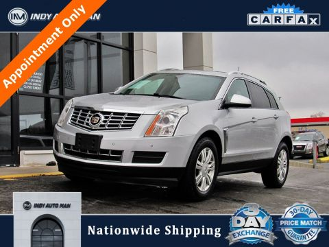 Pre-Owned 2013 Cadillac SRX Luxury With Navigation