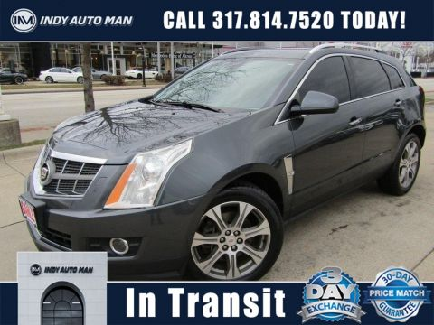 Pre-Owned 2012 Cadillac SRX Performance