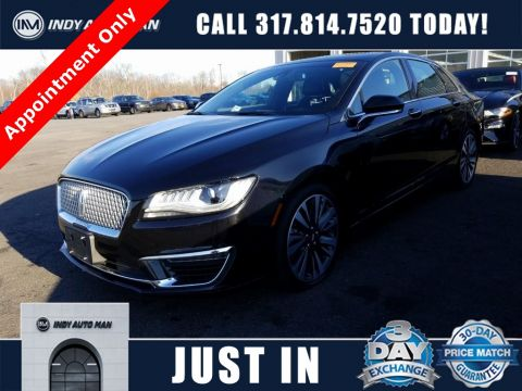 Pre-Owned 2017 Lincoln MKZ Reserve With Navigation & AWD