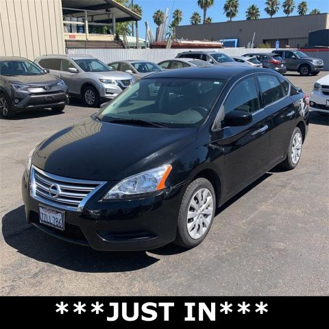 Pre-Owned 2015 Nissan Sentra