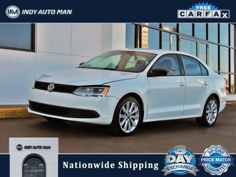 Pre-Owned 2013 Volkswagen Jetta 2.0L S FWD 4D Sedan