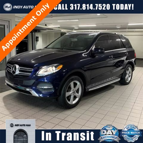 Pre-Owned 2017 Mercedes-Benz GLE GLE 350 With Navigation