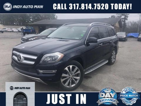 Pre-Owned 2015 Mercedes-Benz GL-Class GL 350 With Navigation