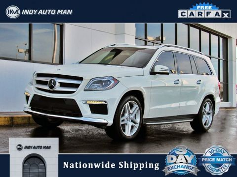 Pre-Owned 2013 Mercedes-Benz GL-Class GL 550 With Navigation