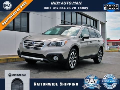 2017 Subaru Outback 2.5i AWD in Indianapolis, IN