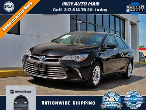 Pre-Owned 2016 Toyota Camry Hybrid LE FWD 4D Sedan