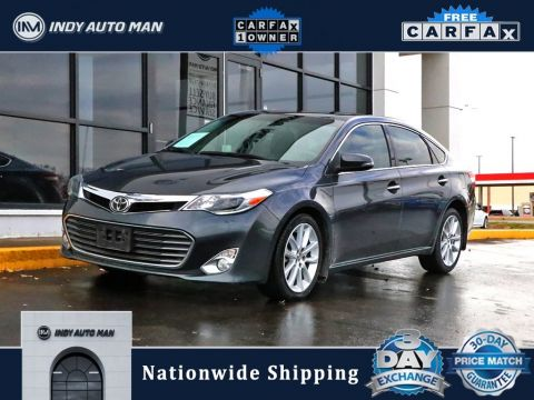 Pre-Owned 2013 Toyota Avalon Limited With Navigation