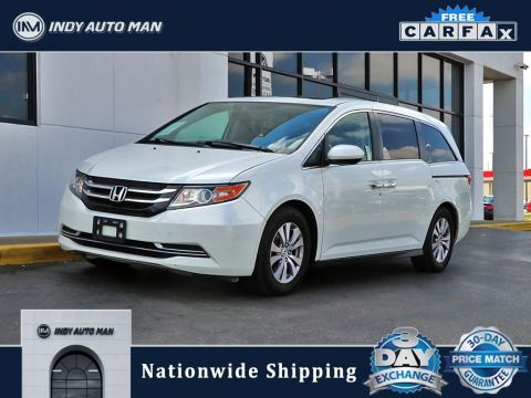 Pre-Owned 2014 Honda Odyssey EX-L With Navigation