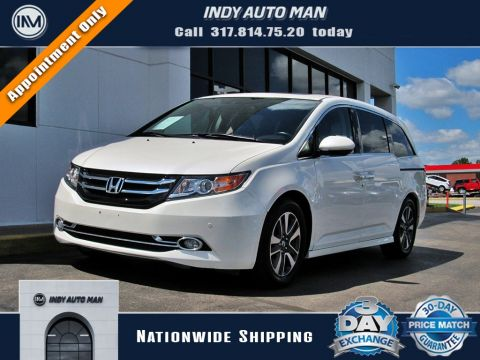 2017 Honda Odyssey Touring Elite With Navigation in Indianapolis, IN