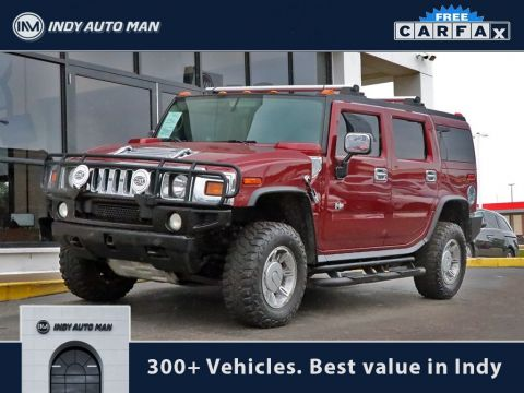 Pre-Owned 2003 Hummer H2 Base