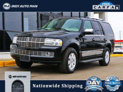 Pre-Owned 2008 Lincoln Navigator Base 4WD