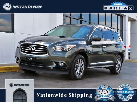 Pre-Owned 2015 INFINITI QX60 Base