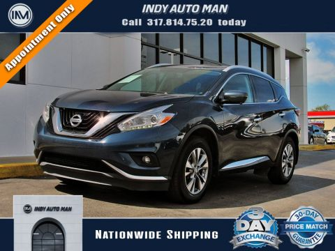 Pre-Owned 2016 Nissan Murano SL With Navigation & AWD