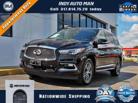 2017 INFINITI QX60 Base With Navigation & AWD in Indianapolis, IN