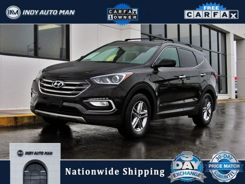Pre-Owned 2017 Hyundai Santa Fe Sport 2.4 Base AWD