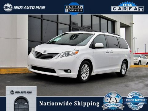 Pre-Owned 2014 Toyota Sienna XLE With Navigation