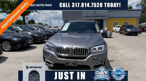 2016 BMW X5 xDrive40e With Navigation & AWD in Indianapolis, IN