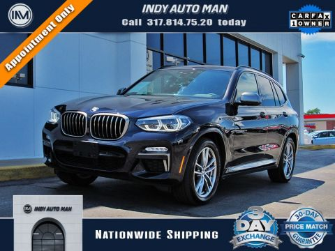 2018 BMW X3 M40i With Navigation & AWD in Indianapolis, IN