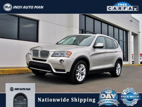 Pre-Owned 2014 BMW X3 xDrive35i With Navigation & AWD