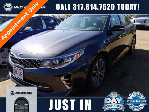 Pre-Owned 2017 Kia Optima SX With Navigation