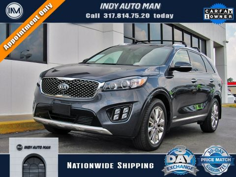 2017 Kia Sorento SXL With Navigation & AWD in Indianapolis, IN