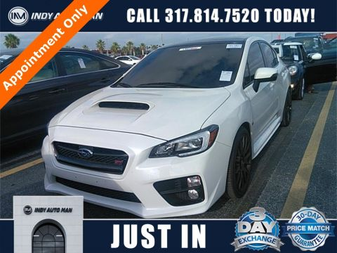 Pre-Owned 2016 Subaru WRX STi Limited With Navigation & AWD