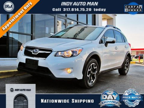 Pre-Owned 2015 Subaru XV Crosstrek 2.0i Limited AWD