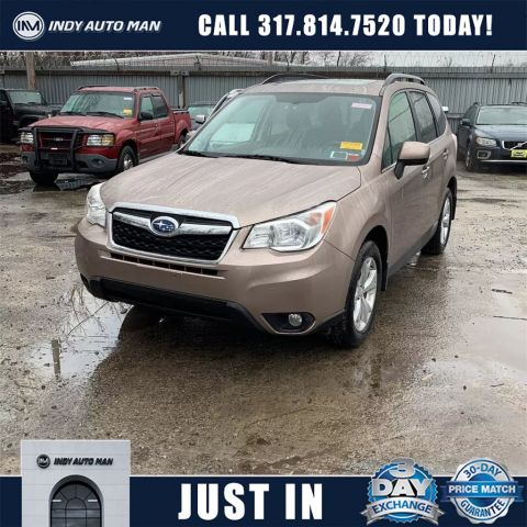 Pre-Owned 2015 Subaru Forester 2.5i Limited AWD