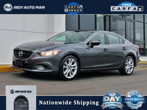 Pre-Owned 2014 Mazda6 i Touring plus