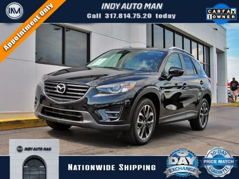 2016 Mazda CX-5 Grand Touring With Navigation in Indianapolis, IN
