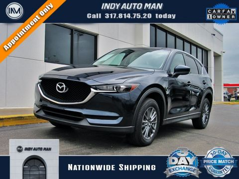 Pre-Owned 2017 Mazda CX-5 Touring FWD 4D Sport Utility