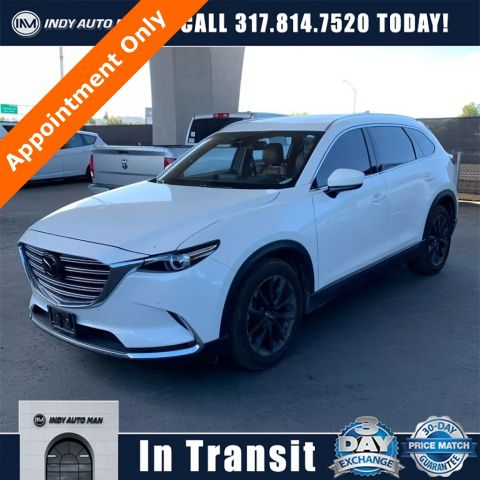 Pre-Owned 2018 Mazda CX-9 Signature With Navigation & AWD
