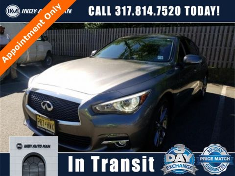 2017 INFINITI Q50 3.0t Signature Edition With Navigation & AWD in Indianapolis, IN