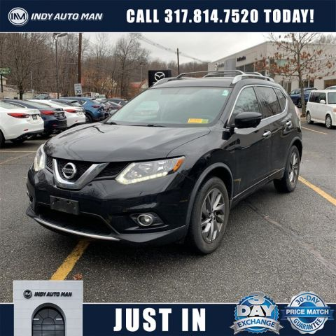 Pre-Owned 2016 Nissan Rogue SL With Navigation