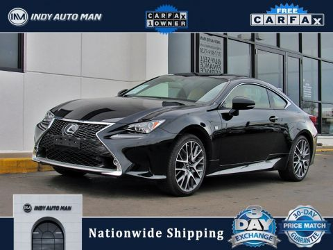 Pre-Owned 2016 Lexus RC 300 With Navigation & AWD