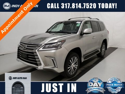 Used 2018 Lexus LX 570 With Navigation & 4WD
