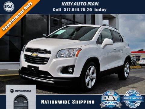 2015 Chevrolet Trax LTZ in Indianapolis, IN